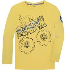 Endo - T-shirt z długim rękawem dla chłopca 3-8 lat C72G018_2