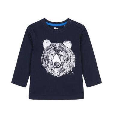 Endo - T-shirt z długim rękawem dla dziecka 0-3 lata N92G064_1
