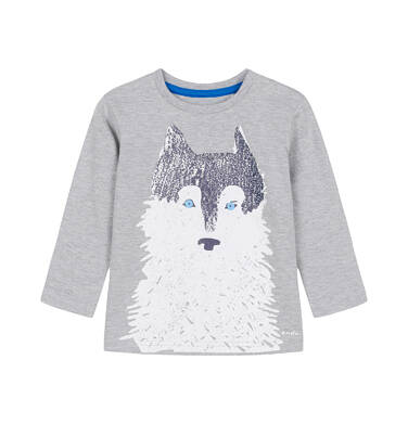 Endo - T-shirt z długim rękawem dla dziecka 0-3 lata N92G067_1