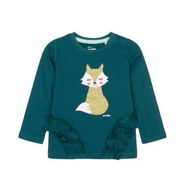Endo - Bluzka z długim rękawem dla dziecka 0-3 lata N92G105_1