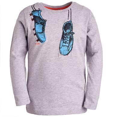 Endo - T-shirt z długim rękawem dla chłopca 3-8 lat C81G096_1