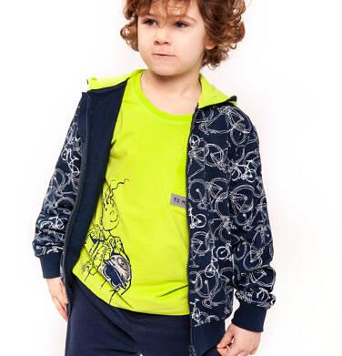 Endo - Bluza rozpinana z kapturem dla chłopca 3-8 lat C91C029_1