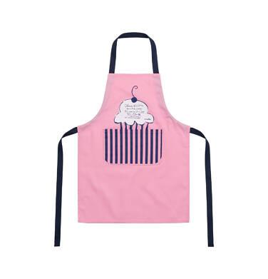 Endo - Dziecięcy fartuch kuchenny, różowy SD04U002_1 18