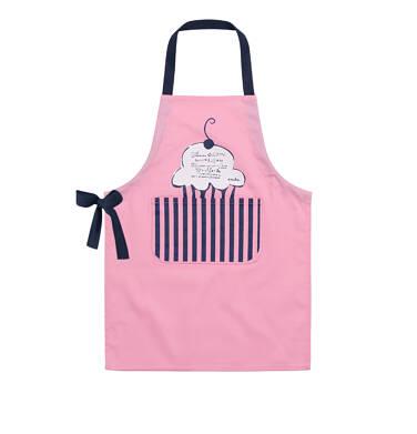 Endo - Dziecięcy fartuch kuchenny, różowy SD04U002_1 76