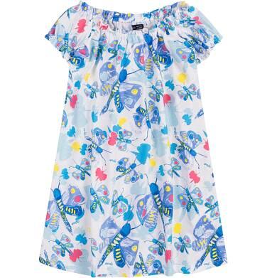 Endo - Sukienka z marszczeniami  dla dziewczynki 9-13 lat D71H569_1