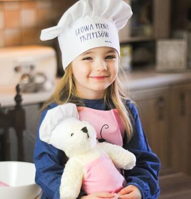 Endo - Dziecięca czapka kucharska SD04U003_1 65