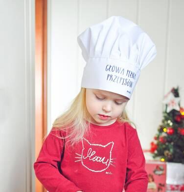 Endo - Dziecięca czapka kucharska SD04U003_1 22