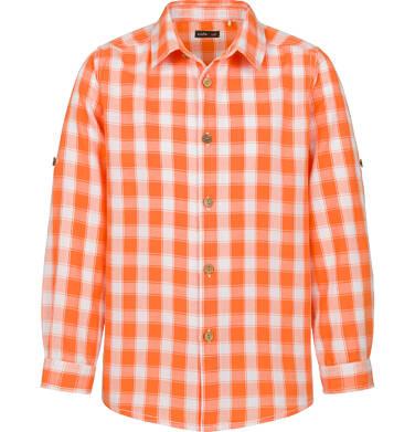 Endo - Koszula dla chłopca, w kratę, 2-8 lat C03F015_1,1