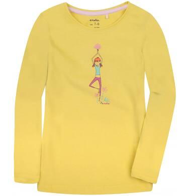 Endo - Bluzka z długim rękawem  dla dziewczynki 3-8 lat D72G091_2