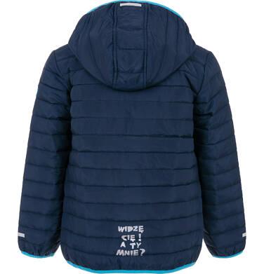 Endo - Pikowana kurtka przejściowa dla chłopca 3-8 lat C91A004_2