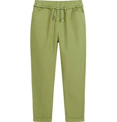 Endo - Spodnie dla chłopca, zielone, 2-8 lat C03K056_1,4
