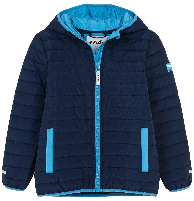 Endo - Pikowana kurtka przejściowa dla chłopca 9-13 lat C91A504_2