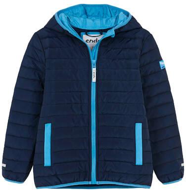 Pikowana kurtka przejściowa dla chłopca 9-13 lat C91A504_2