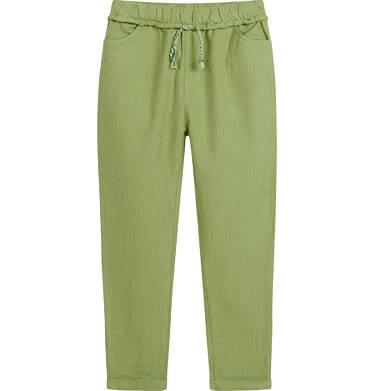Endo - Spodnie dla chłopca, zielone, 9-13 lat C03K556_1 25