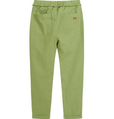 Endo - Spodnie dla chłopca, zielone, 9-13 lat C03K556_1 1