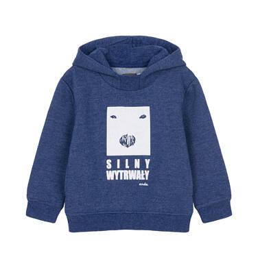 Bluza z kapturem dla dziecka 0-3 lata N92C025_1
