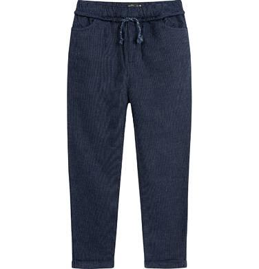 Endo - Spodnie dla chłopca, granatowe, 2-8 lat C03K056_2 91