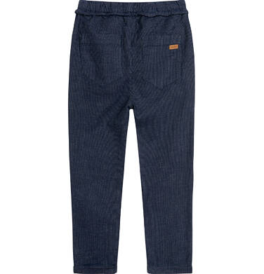 Endo - Spodnie dla chłopca, granatowe, 2-8 lat C03K056_2 6