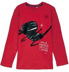 T-shirt z długim rękawem dla chłopca 9-12 lat C62G535_3
