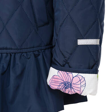 Endo - Pikowana kurtka przejściowa dla dziewczynki 9-13 lat D91A504_2