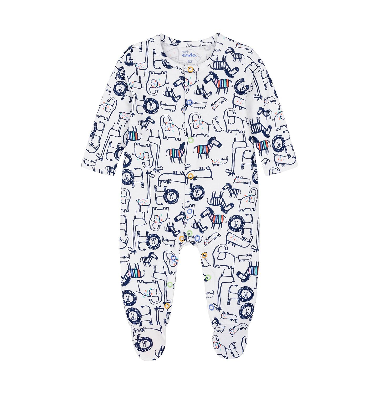 Endo - Pajac dla niemowlaka N91N007_1
