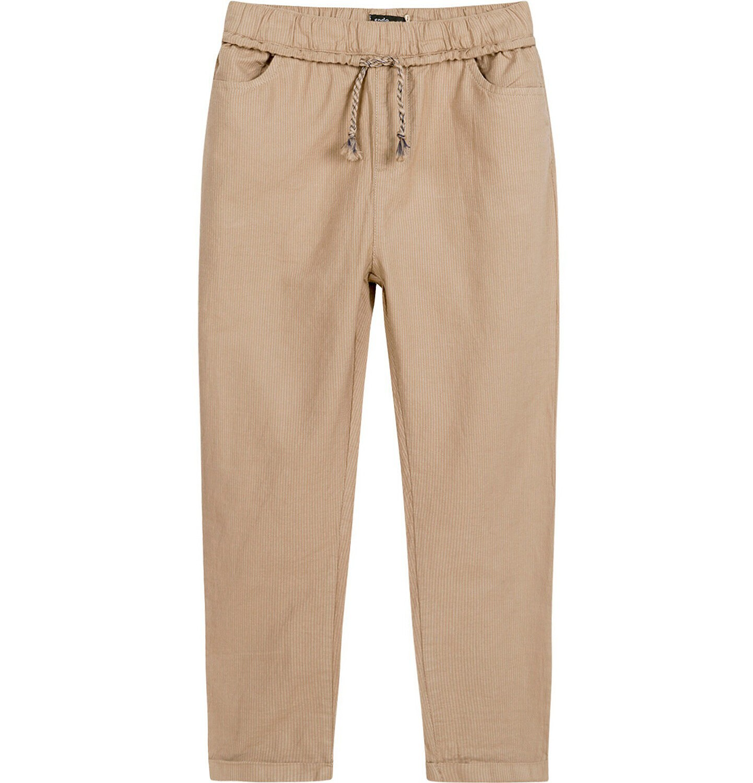 Endo - Spodnie dla chłopca, beżowe, 9-13 lat C03K556_3