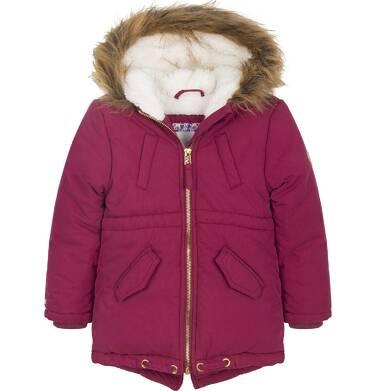 Endo - Parka zimowa dla dziewczynki 1-3 lata N82A013_2