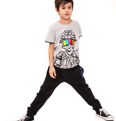 Endo - Spodnie dresowe długie #bmx dla chłopca 3-8 lat C91K015_1