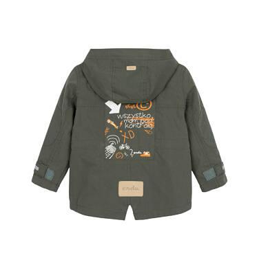 Endo - Parka przejściowa dla dziecka 1-3 lata N91A005_2