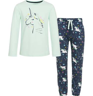 Endo - Piżama z długim rękawem dla dziewczynki 3-8 lat D92V007_1