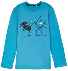 Endo - T-shirt z długim rękawem dla chłopca 3-8 lat C62G041_2