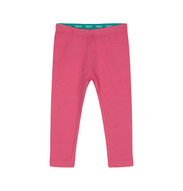 Endo - Legginsy z elastycznej dzianiny dla dziecka 0-3 lata N91K028_3