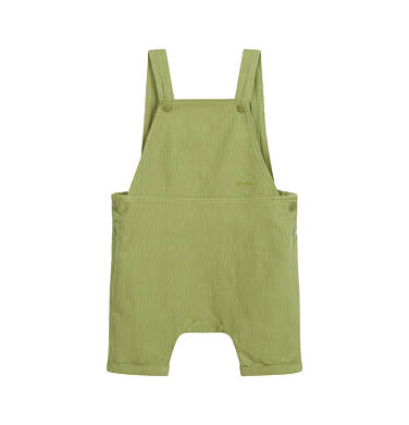 Endo - Ogrodniczki dla dziecka do 2 lat, zielone N03K047_2