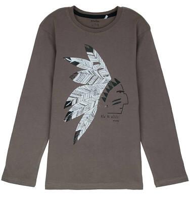 Endo - T-shirt z długim rękawem dla chłopca 3-8 lat C62G064_2