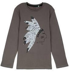 Endo - T-shirt z długim rękawem dla chłopca 9-12 lat C62G564_2
