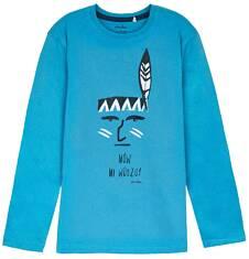 Endo - T-shirt z długim rękawem dla chłopca 3-8 lat C62G067_3