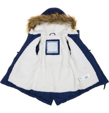 Endo - Parka zimowa dla dziewczynki 1-3 lata N82A013_3