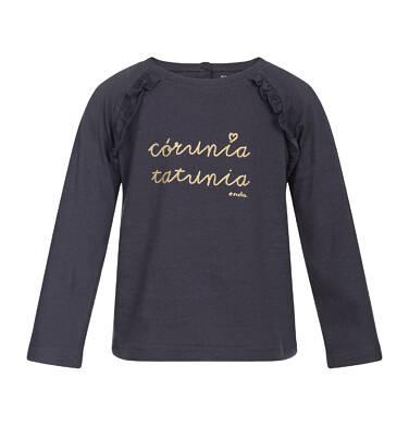 Endo - T-shirt z długim rękawem dla dziecka 0-3 lata N82G057_2