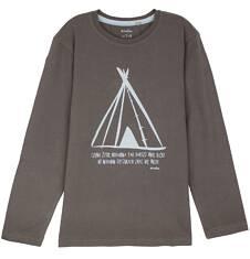 Endo - T-shirt z długim rękawem dla chłopca 9-12 lat C62G568_2