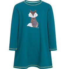 Endo - Sukienka z długim rękawem dla dziewczynki 3-8 lat D92H048_1