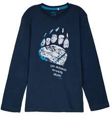 T-shirt z długim rękawem dla chłopca 3-8 lat C62G100_3
