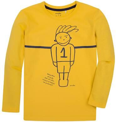 Endo - T-shirt z długim rękawem dla chłopca 9-13 lat C72G501_1