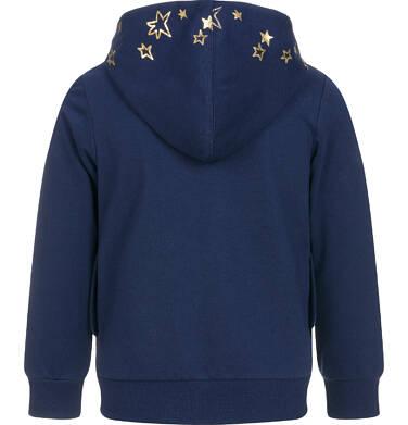 Endo - Bluza rozpinana z kapturem dla dziewczynki 3-8 lat D92C018_1
