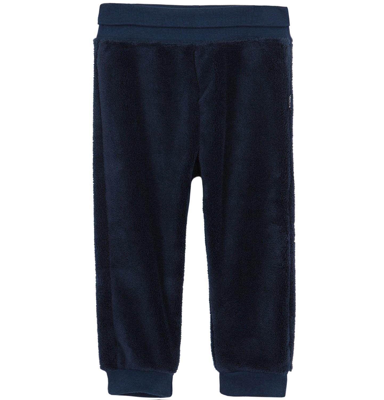 Endo - Polarowe spodnie ze ściągaczem dla niemowlaka N62K032_1