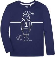 Endo - T-shirt z długim rękawem dla chłopca 9-13 lat C72G501_2