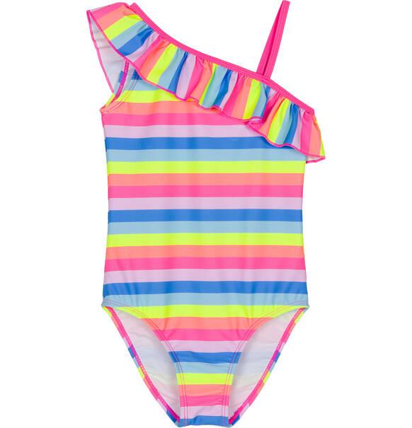 f563bc5a03a4fb Strój kąpielowy dla dziewczynki 3-8 lat | jednoczęściowe | | Endo