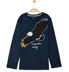 Endo - T-shirt z długim rękawem dla chłopca 9-12 lat C62G622_2