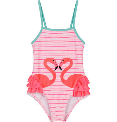 Endo - Strój kąpielowy dla dziewczynki 2-8 lat D91U005_1
