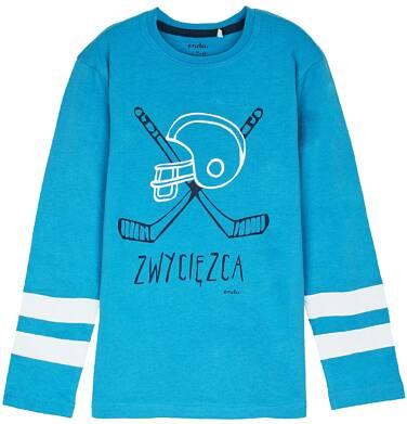 Endo - T-shirt z długim rękawem dla chłopca 3-8 lat C62G125_2