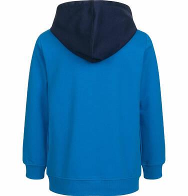 Endo - Bluza z kapturem dla chłopca, sport, niebieska, 9-13 lat C03C505_1,2